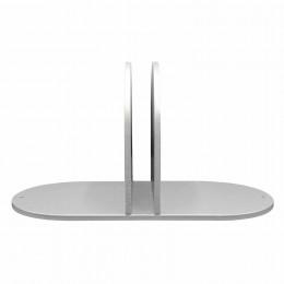 Standfuß Metall für Schallschutzbilder Stärke 2,5 cm