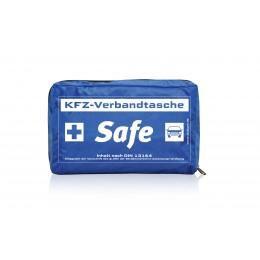 KFZ-Verbandstasche Safe blau inkl. Standarddruck