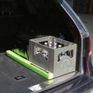Kofferraum Gepäckfixierung Sonderfarbe incl. Werbedruck