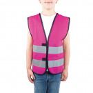 Kindersicherheitsweste Colour bedruckbar