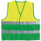 Warnweste TWO COLOUR gelb/grün