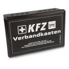 KFZ-Verbandskasten - Case schwarz inkl. Standarddruck