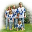 Wunsch-Shirt Kurzarm individuell ab 1 Stück
